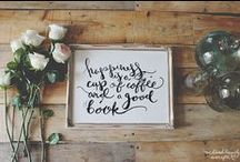 w o r d s // {typography}