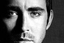 Piemaker-Heartbreaker / Lee Pace. My favourite actor and future husband ;).