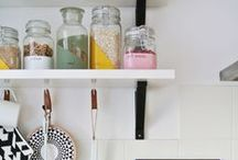 Pantry Organizing / Pantry and Kitchen organization
