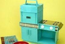 Giocattoli e giochi vintage