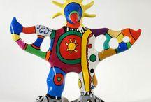 Klas 1: Niki de Saint Phalle