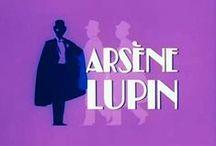 Arsène Lupin/ Georges Descrieres / Georges Descrières