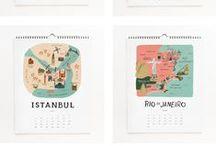 Illustration / Cities