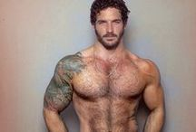 Bearded men are sexy / men with beard