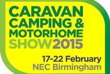 The NEC Spring Caravan, Camping and Motorhome show - 17th-22nd February! / This is the biggest Camping Show of the year and there's loads of new Caravan and Motorhome deals to be had too! Come and join us as we showcase some amazing new products from Camptech and some good reliable favourites from Vango!  You can find us on stand 22-25! See you there!