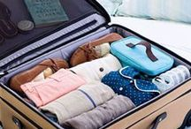 Travel Organizing / Tips and ideas for easy, organized traveling.