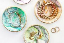Jewelry Organizing / Organizing and displaying jewelry with ease.