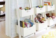Playroom Organizing & Design