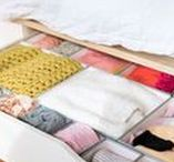 DRAWERS / How to take back control of your drawers. Inspirational and aspirational organized drawers.