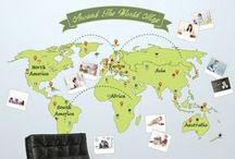 Home Decor Wall Stickers /  Our incredible collection of wall stickers