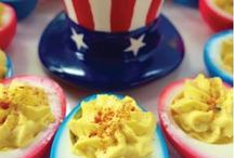 Fourth of July / Crafts, Food, Recipes, Ideas for Fourth of July