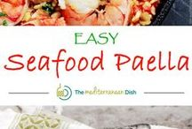 SEAFOOD / Quick And Easy To Make Seafood Recipes