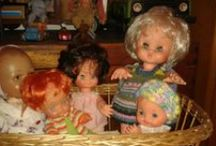 Bambole e bambolotti