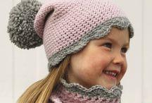 Käsintehdyt lasten vaatteet