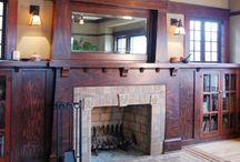 Home: Staircases and Fireplaces / Renovation ideas for Staircase, Balcony, Fireplaces