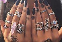 Style: Rings & Bling