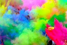 Colors Bright...