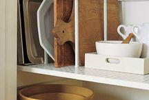 Home: Kitchen Storage Ideas