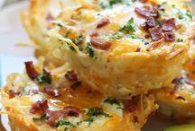 Baking Ideas - Savoury
