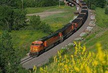 Trains...