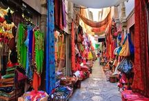 Street Markets...