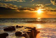 Follow the Sunset...