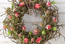 Wreaths...