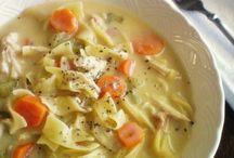Soups - mmmmm