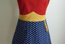 SEWING FOR SUPERHEROES / DIY and super ideas for heroes