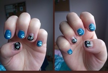 Nail Arts By Me :)