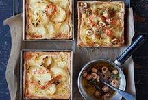 Winter Dishes / cold months but warm kitchens - using winter fruits and veggies