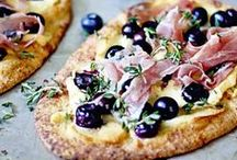 Summer Dishes / Glorious sun brings some glorious recipes - using summer fruits and veggies