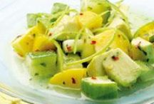 Simply Delicious Salads / All kinds of salads to try!