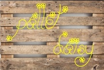 PalletDaisy / Products We Can Make From Pallets!  Just ask!