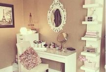Make up rooms♥