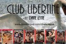 Club Libertine / This board is for my Club Libertine Books