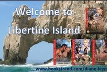 Libertine Island / Libertine Island Books and inspiration