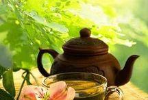 L'heure du thé / by Mariecapucine