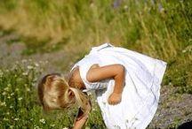Le charme des enfants / by Mariecapucine
