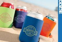 The One and Only KOOZIE® Can Kooler and Kooler Bags / If it isn't from Norwood by BIC Graphic, it isn't a real KOOZIE® Can Kooler!   / by BIC Graphic