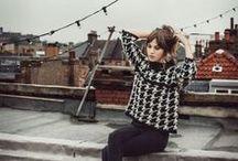 Alexa Chung / THAT GIRL.