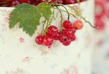 July like Juliett like Joy like . . . / June with cherries and August with currants, mmm ! yummy yummy !!! months vacation, cicadas, fine sweet fruit, hot sand or ripe wheat, months of merry streams in the green mountains, months children from vacation ♥