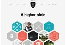 Peace. Joy. And Web Design. / Web design, otherwise know as creating beautiful screens.