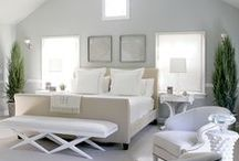 BEDROOM INSPIRATION / by JILL JACKSON INTERIOR DESIGN