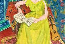 Henri Matisse, le peintre musicien