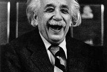 Albert Einstein, une étoile . . .