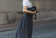 Maxi - My fashion picks / Maxi outfits all the way
