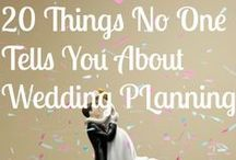 Wedding Planner / As stressed as it is to plan a wedding, one will find some quite humorous posts that will ease the tension off....just a lil bit! #Infographics #Templates #Planning #Tools #Wedding #Timeline #funny #cute #quirky #jokes