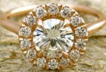 Engagement Rings / #Wedding #Engagement #rings #sizes #bands #widths