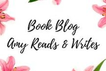 Book Blog, Amy Reads & Writes / Book blog posts from Amy Reads & Writes www.ardeclerck.com
